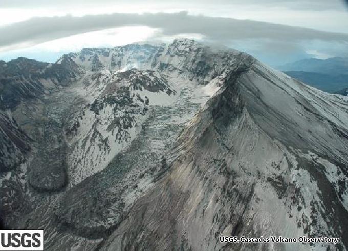 Crater Glacier
