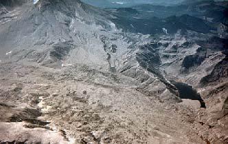 Debris Avalanche <br/> (Landslide)