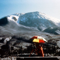 In the spring of 1980, rising magma formed a massive bulge on the north flank of Mount St. Helens.