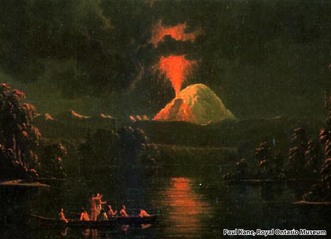 Past Eruptions