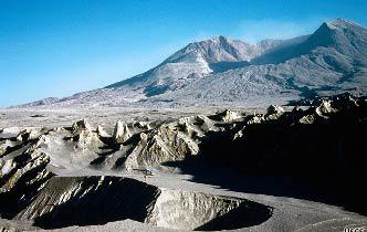 Pyroclastic Flows <br/> (Pumice Plain)